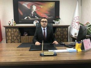 Bozüyük Devlet Hastanesi'nin yeni Başhekimi Dr. İlhan Zencirci oldu