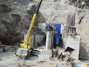 Türkiye'nin en yüksek barajına adım adım