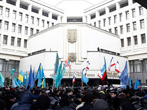 Rus işgalinden Rusya referandumuna Kırım