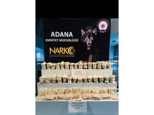 Adana'da 4 uyuşturucu zanlısı tutuklandı