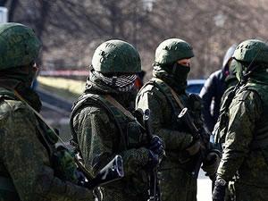 Kırım'da 18 bin Rus askeri var
