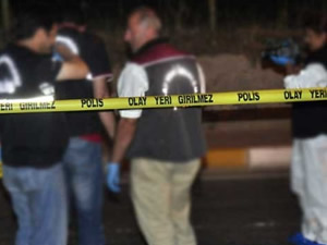 Konya'da akıl almaz cinayet