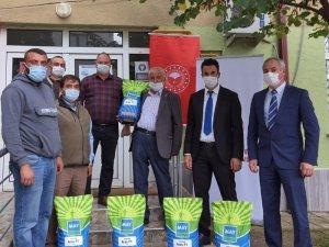 Çiftçilere ücretsiz ıspanak tohumu desteği