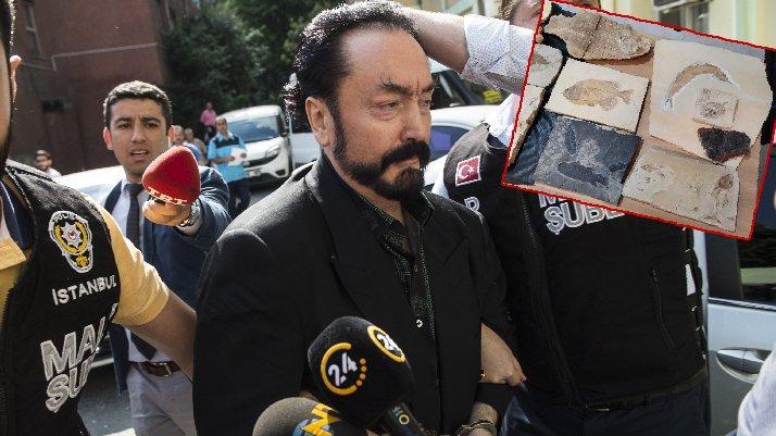 Adnan Oktar'ın iki evinden çıktı: Değeri 10 milyon dolar
