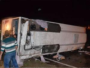 Mısır'da feci kaza: 21 ölü, 5 yaralı!