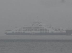 Gökçeada'da feribot seferleri iptal edildi
