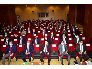 Malatya'da 118 proje tamamlandı