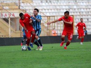 TFF 1. Lig: Adana Demirspor: 4 - Ümraniyespor: 2