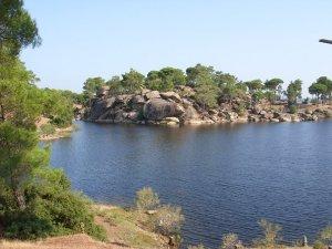 Milas'taki barajlarda su sorunu yok