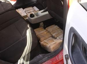 Hakkari'de 124 kilogram eroin ele geçirildi