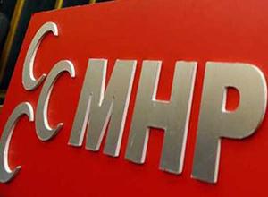 Bağımsız aday MHP lehine çekildi