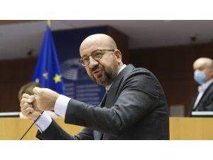 """AB Konseyi Başkanı Michel'den liderlere """"Covid-19"""" çağrısı"""