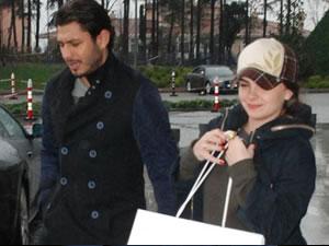 Pelin Karahan erkek arkadaşıyla görüntülendi