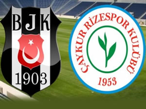 Rizespor-Beşiktaş maçının biletleri satışta!