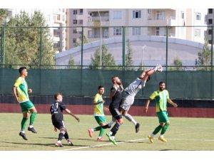 Karaköprü Belediyespor kupada turladı