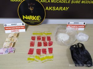 Narkotik polisinden uyuşturucu tacirlerine darbe