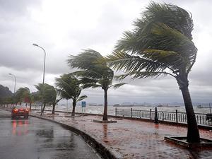 Ardahan'daki fırtına