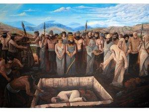 Hasankeyf Müzesi'nde tarihe can veren çalışma