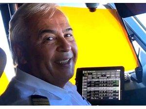Emekli kaptan pilot korona virüse yenik düştü