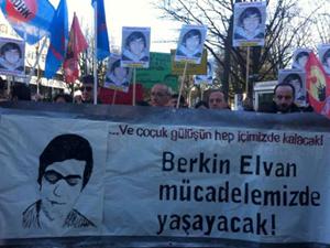 Almanya'daki Türkler de Berkin için ayaklandı!