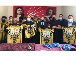 CHP Milletvekillerinden Bayburt'a ziyaret