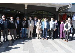 MHP Kırşehir Teşkilatı, 'Askıda ekmek' kampanyasına destek sundu