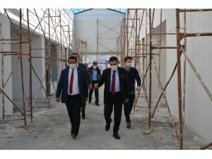 CHP Milletvekilleri,  Başkan Demir'i ziyaret etti