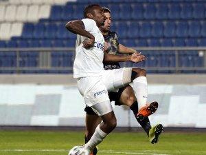 Süper Lig: Kasımpaşa: 0 - Göztepe: 0 (İlk yarı)