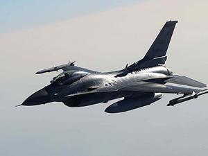 Suriye uçağına önleme yapıldı