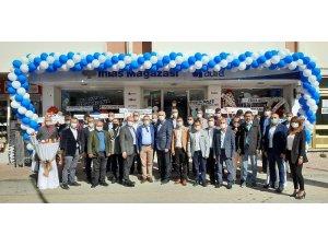 İhlas Pazarlama 80. mağazasını Tavas'ta açtı.