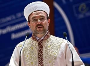 Diyanet işleri Başkanı Mehmet Görmez : Zekat ile gazete tv kurulamaz