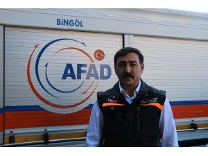 Bingöl'de depremin yaraları sarılıyor
