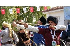 Geleneksel okçuluklar Tokat'ta yarıştı