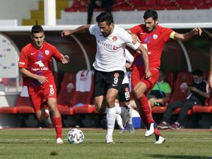 TFF 1. Lig: Ümraniyespor: 1 - Altınordu: 1