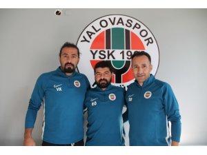 Yalovaspor'da yeni teknik heyet belirlendi