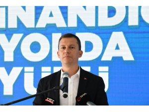 AK Parti Çubuk 7. Olağan İlçe Kongresi gerçekleştirildi
