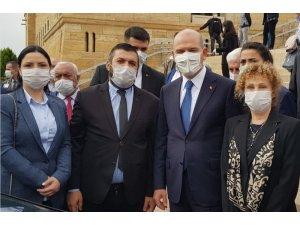 TEODER heyeti Ankara'da sektörün sorunlarini iletti
