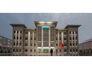Çan'daki kamu binaları yenileniyor