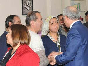 Kılıçdaroğlu'ndan Berkin'in ailesine taziye ziyareti