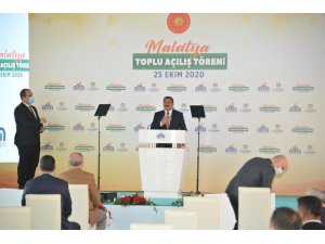 """Cumhurbaşkanı Erdoğan: Yolumuzu kesmeye çalışanlara inat, her gün yeni bir projenin açılış sevincini yaşıyoruz"""""""