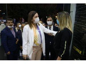 MHP İstanbul milletvekili ve Diyarbakır İl teşkilatı, Diyarbakır'da halkı dinledi