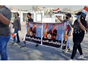 Irak'taki protestolarda şiddet olayları artarak devam ediyor