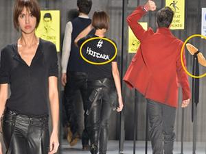 Fashion Week'e,Berkin Elvan protestoları damga vurdu