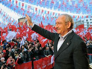 Kılıçdaroğlu Kastamonu'da konuştu