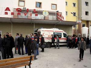 Gaziantep'te okul müdürü bıçaklandı