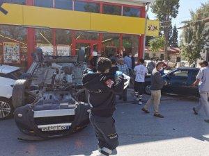 Denizli'de son bir hafta içerisinde 105 trafik kazası meydana geldi