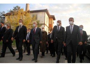 Bakan Ersoy, Çerkeş'te bir dizi ziyarette bulundu