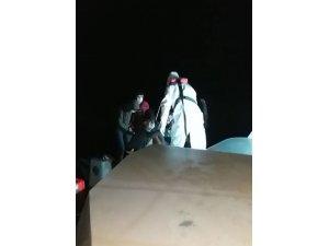 Mersin'de 22 düzensiz göçmen yakalandı