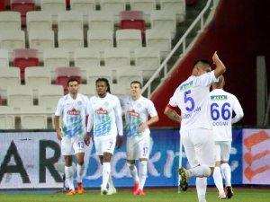 Süper Lig: Sivasspor: 0 - Çaykur Rizespor: 2 (Maç sonucu)