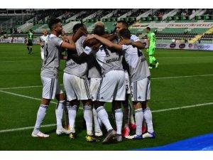 Süper Lig: Denizlispor: 2 - Beşiktaş: 3 (Maç sonucu)